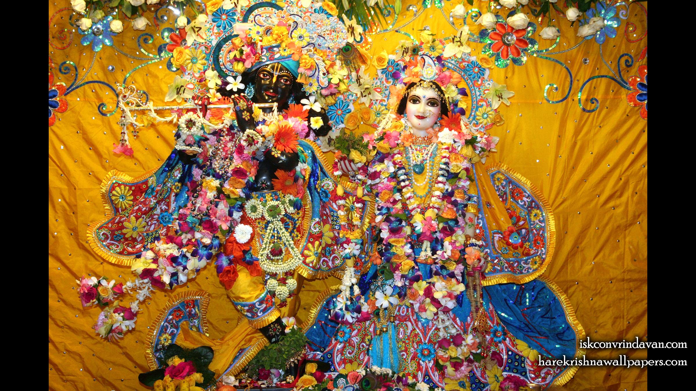 Sri Sri Radha Shyamsundar Wallpaper (013) Size 2400x1350 Download