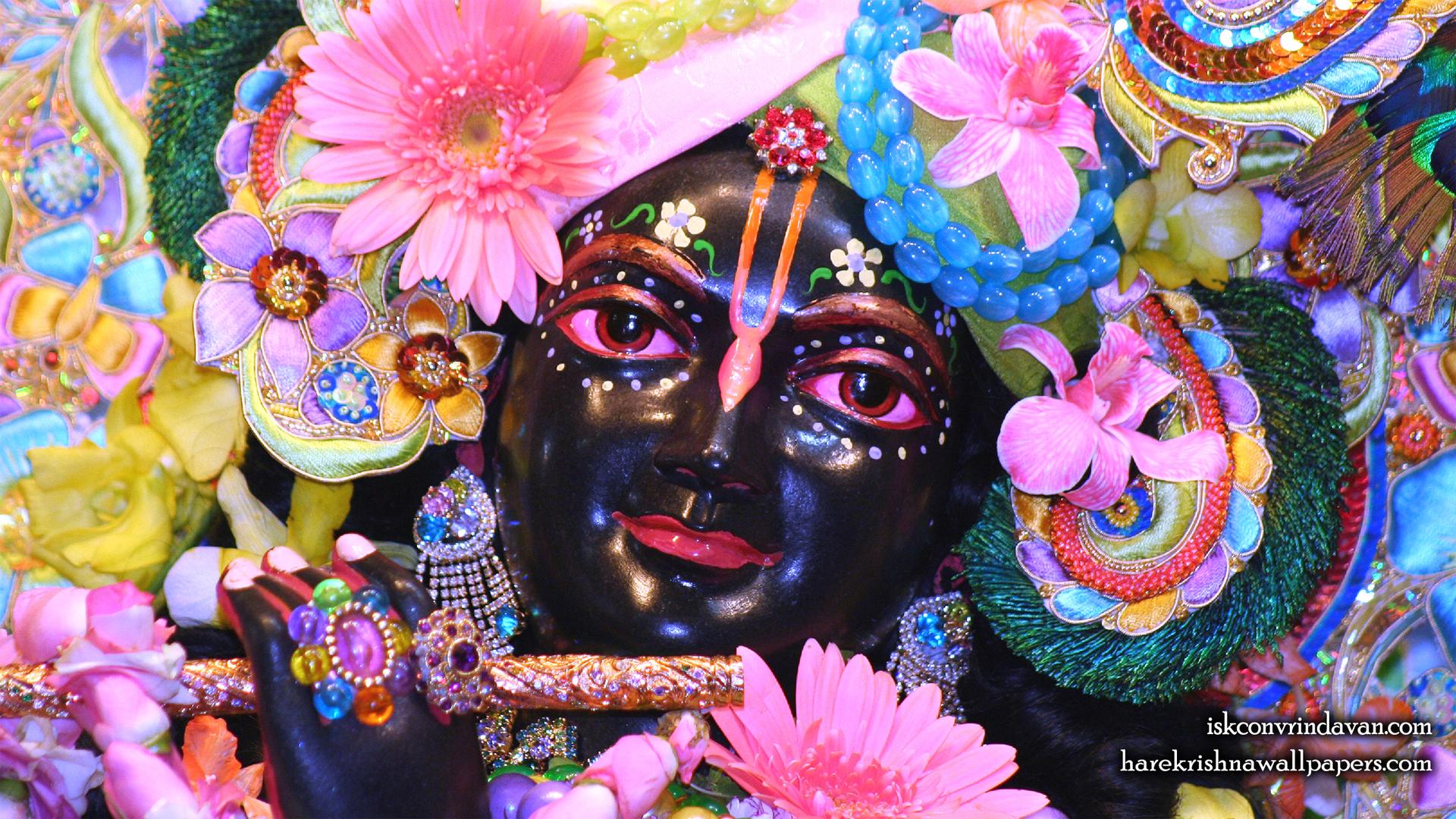 Sri Shyamsundar Close up Wallpaper (015) Size 1920x1080 Download