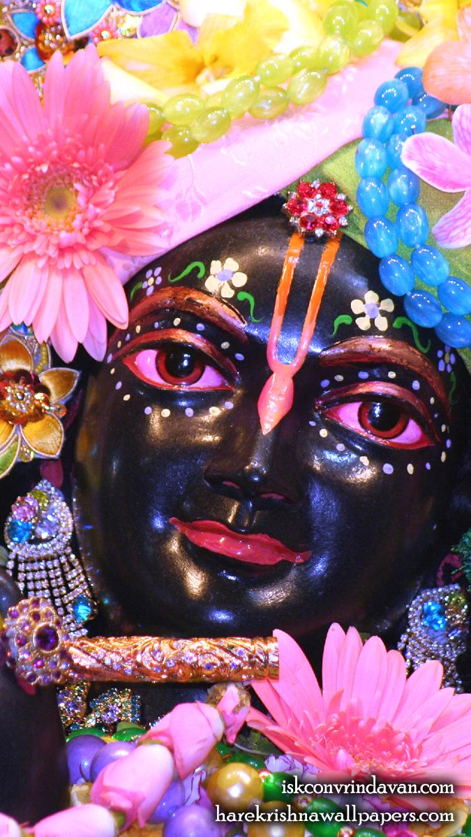 Sri Shyamsundar Close up Wallpaper (015) Size 675x1200 Download