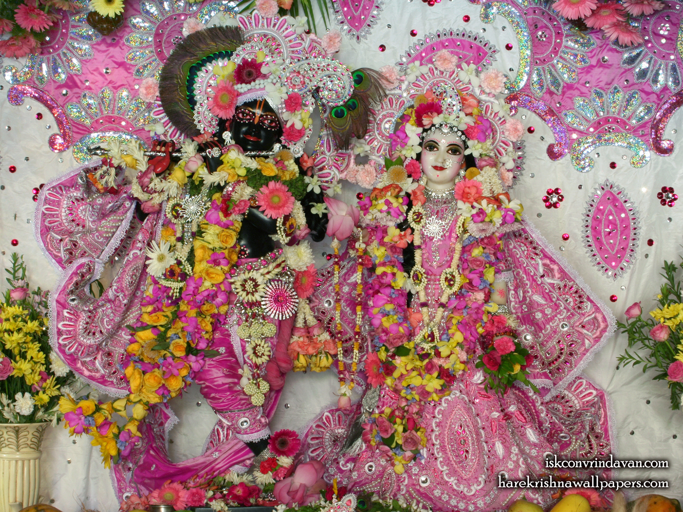 Sri Sri Radha Shyamsundar Wallpaper (015) Size 1400x1050 Download