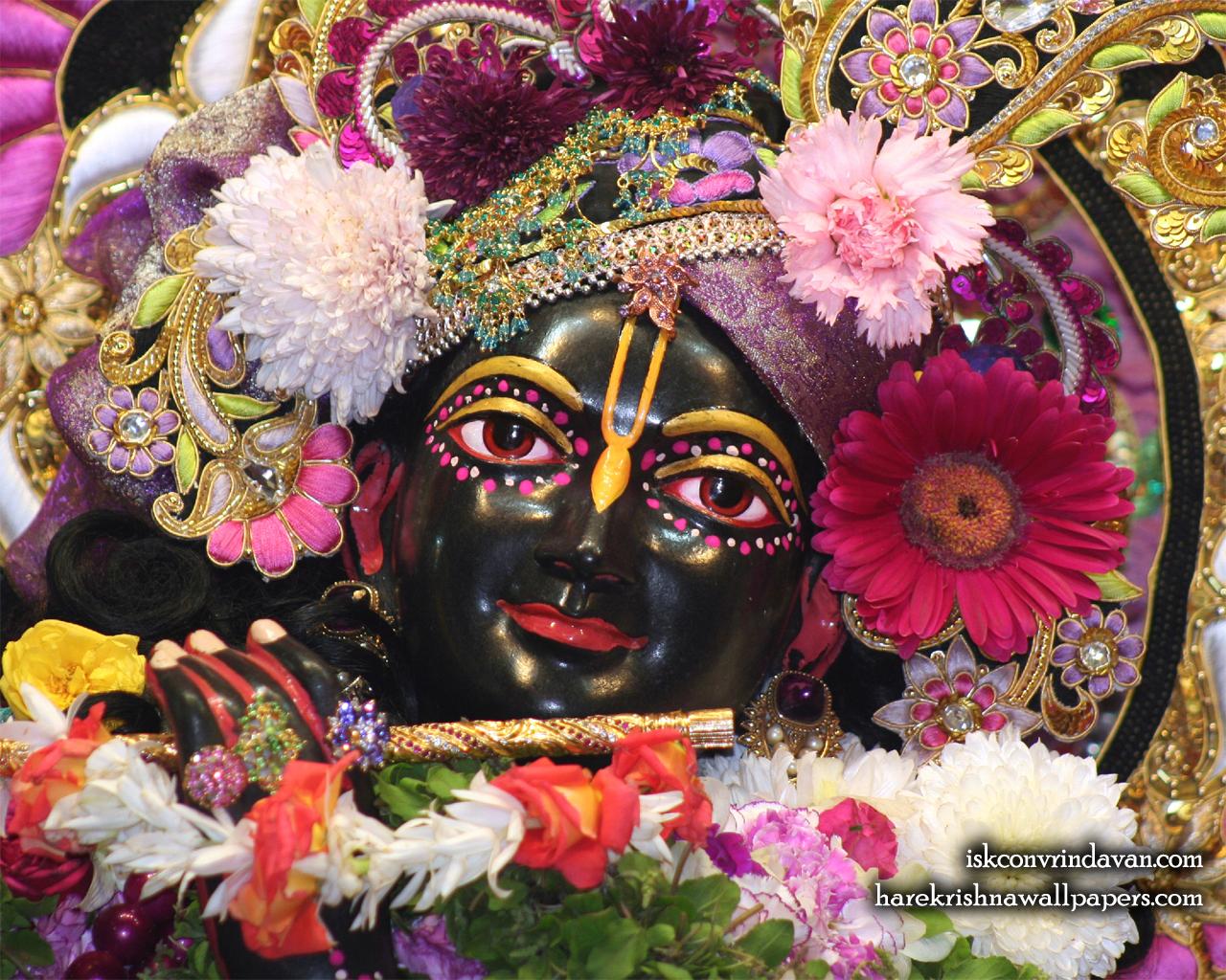 Sri Shyamsundar Close up Wallpaper (016) Size 1280x1024 Download