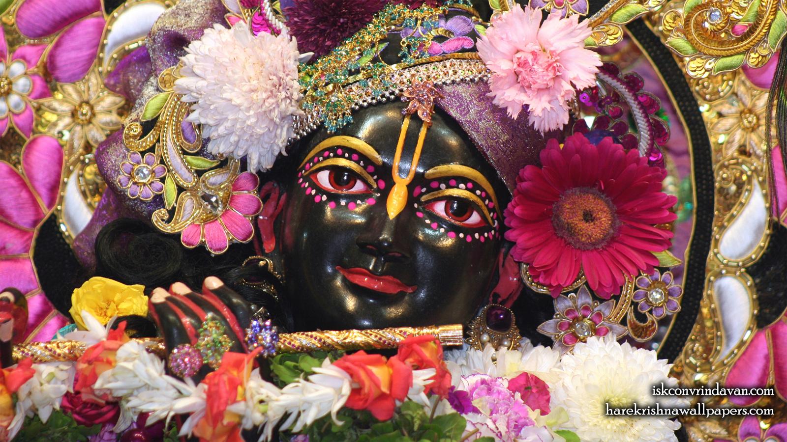 Sri Shyamsundar Close up Wallpaper (016) Size 1600x900 Download