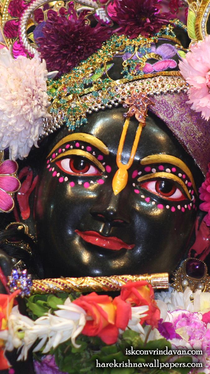Sri Shyamsundar Close up Wallpaper (016) Size 675x1200 Download
