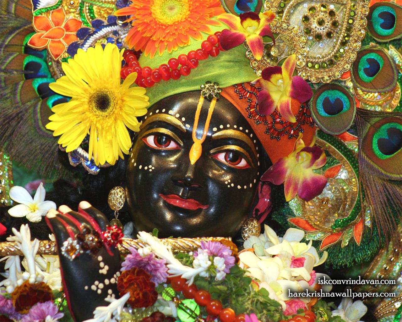 Sri Shyamsundar Close up Wallpaper (017) Size 1280x1024 Download