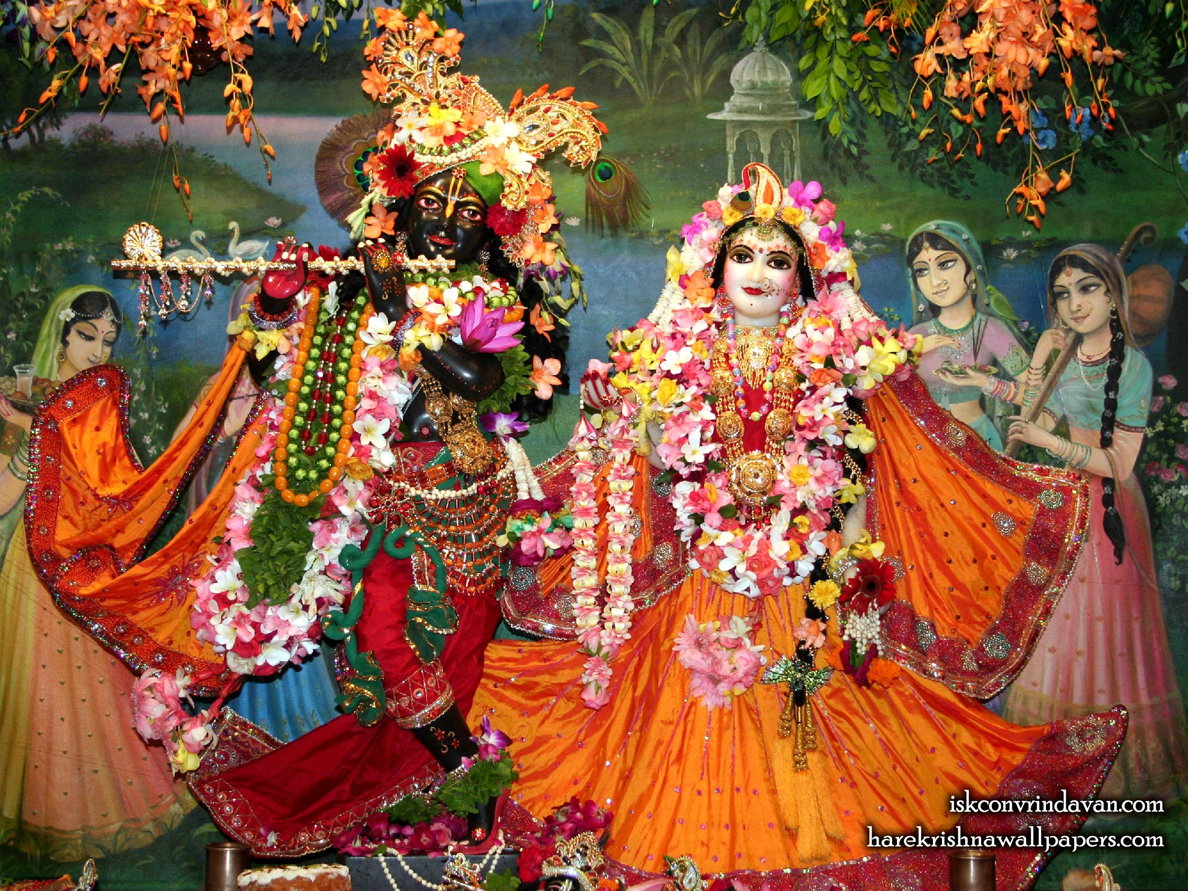Sri Sri Radha Shyamsundar Wallpaper (017) Size 2400x1800 Download