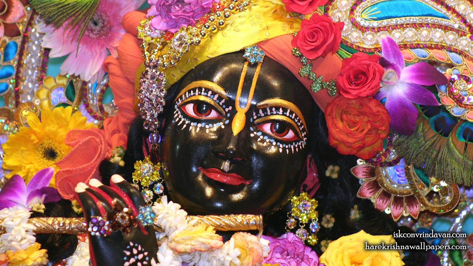 Sri Shyamsundar Close up Wallpaper (018) Size 1600x900 Download