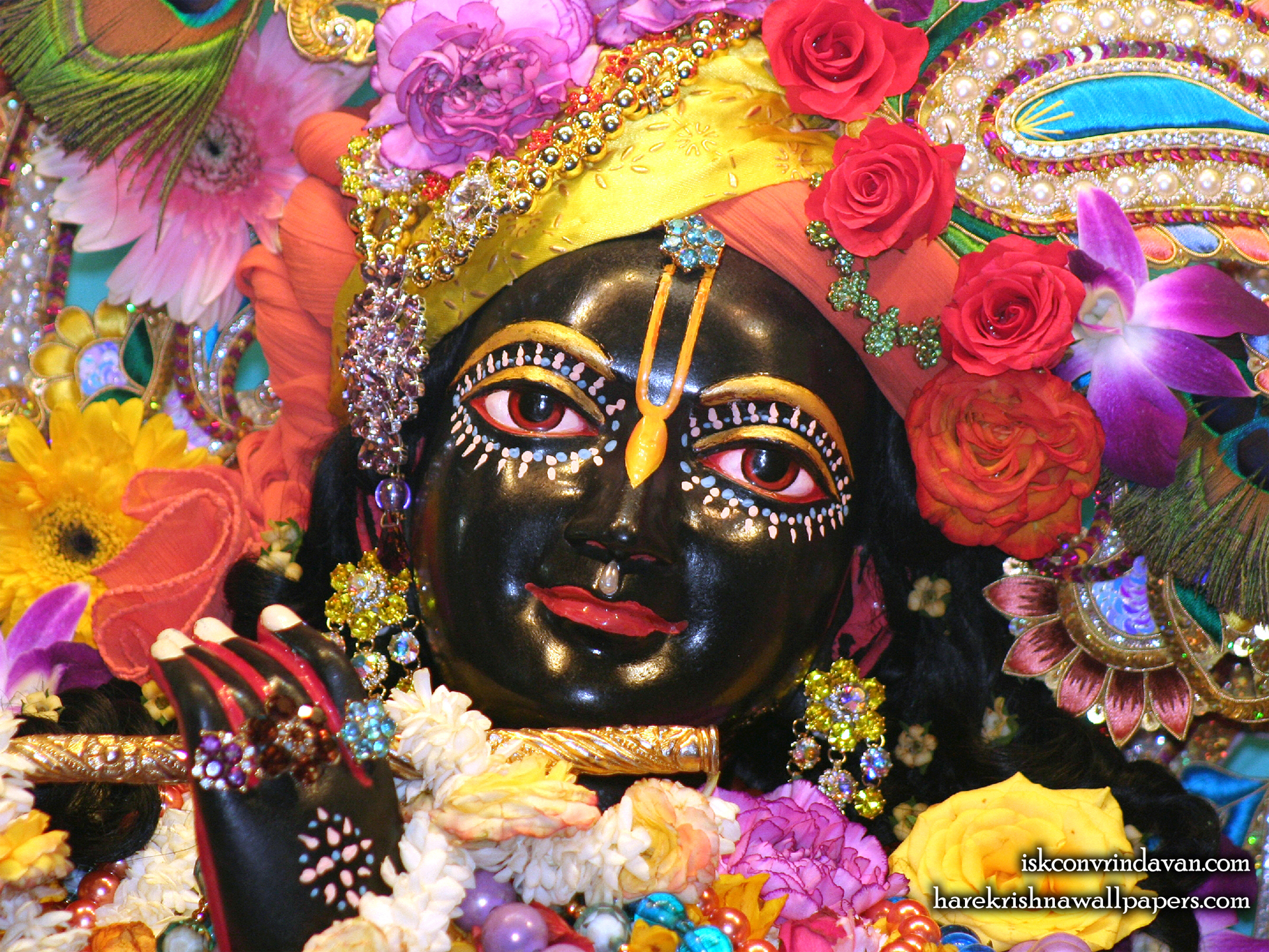 Sri Shyamsundar Close up Wallpaper (018) Size 1920x1440 Download