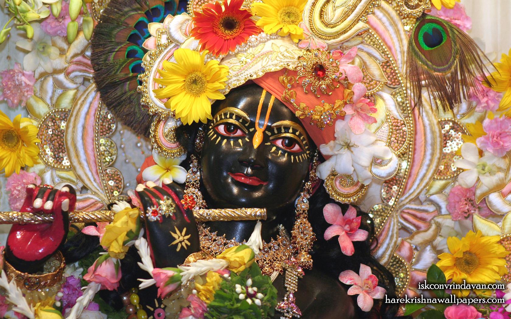Sri Shyamsundar Close up Wallpaper (019) Size 1680x1050 Download