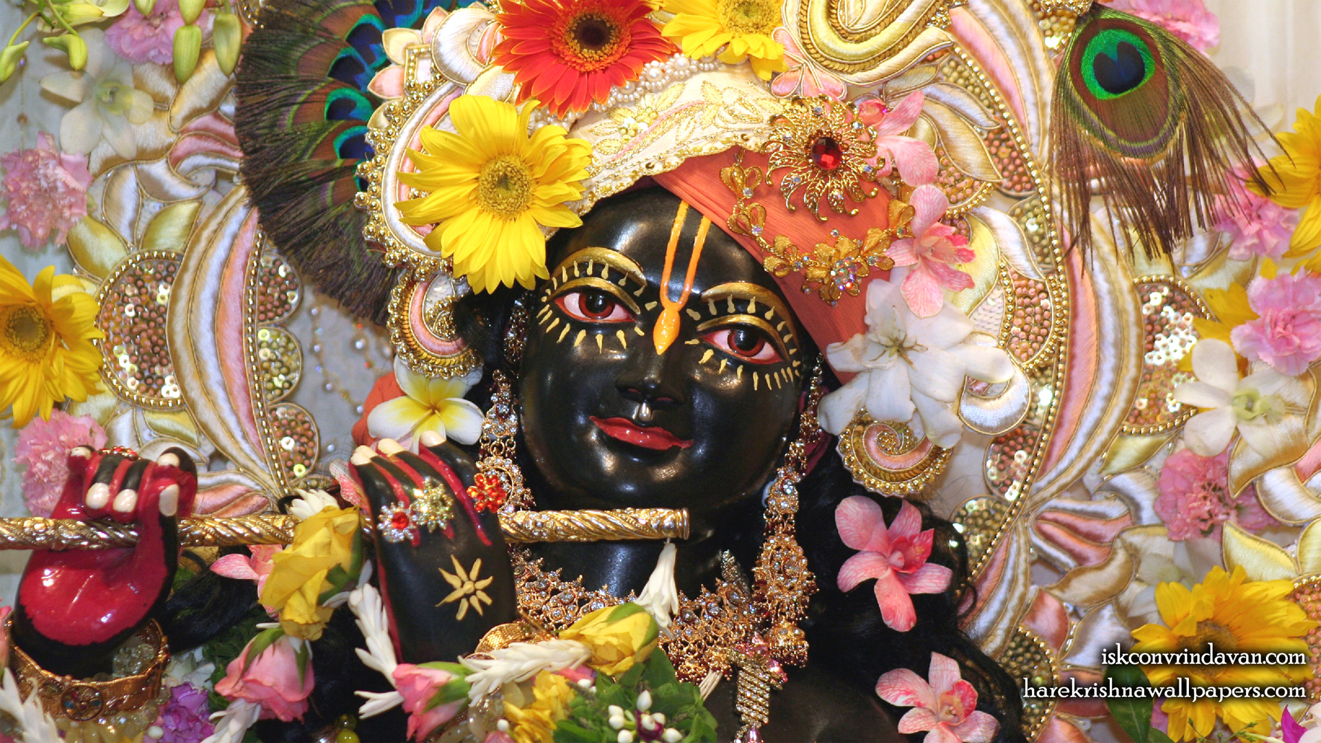 Sri Shyamsundar Close up Wallpaper (019) Size 1920x1080 Download