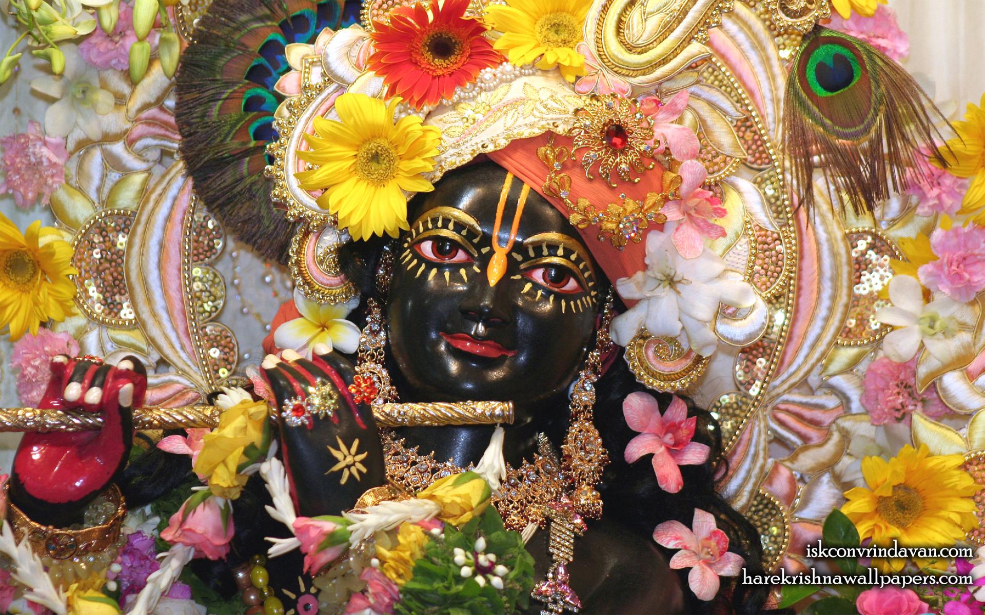 Sri Shyamsundar Close up Wallpaper (019) Size 1920x1200 Download