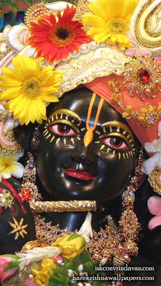 Sri Shyamsundar Close up Wallpaper (019) Size 675x1200 Download