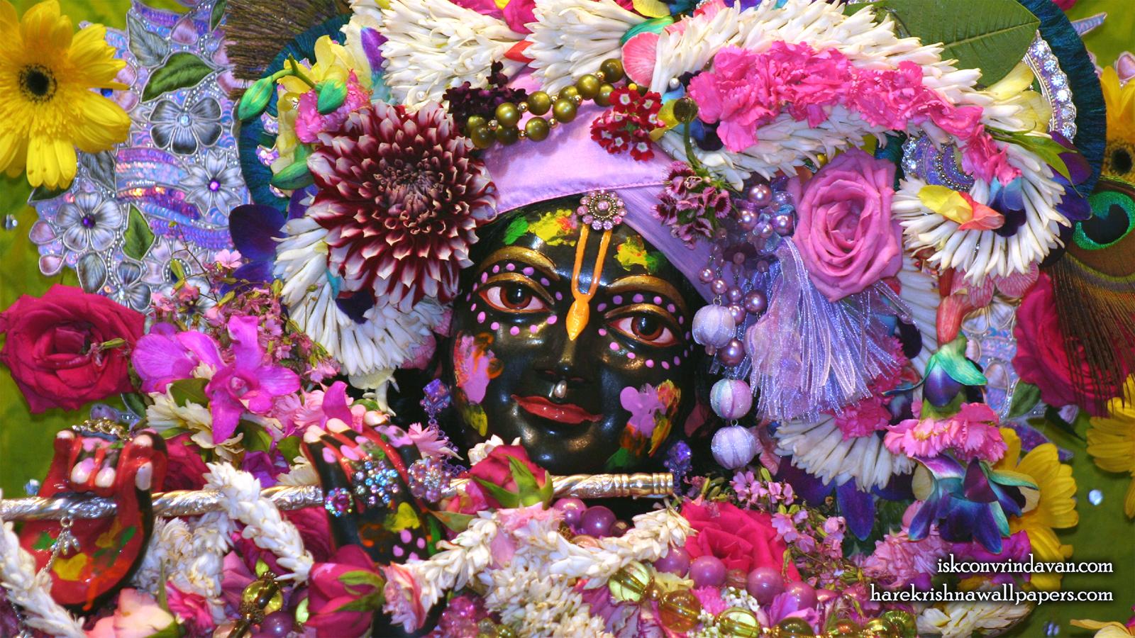Sri Shyamsundar Close up Wallpaper (020) Size 1600x900 Download
