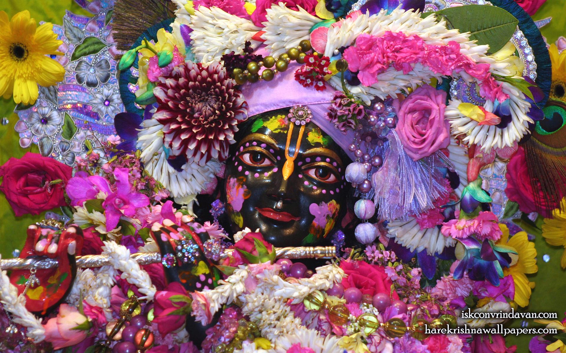 Sri Shyamsundar Close up Wallpaper (020) Size 1920x1200 Download