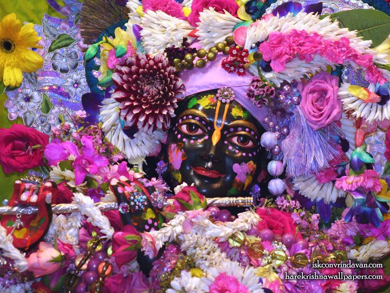Sri Shyamsundar Close up Wallpaper (020) Size 800x600 Download