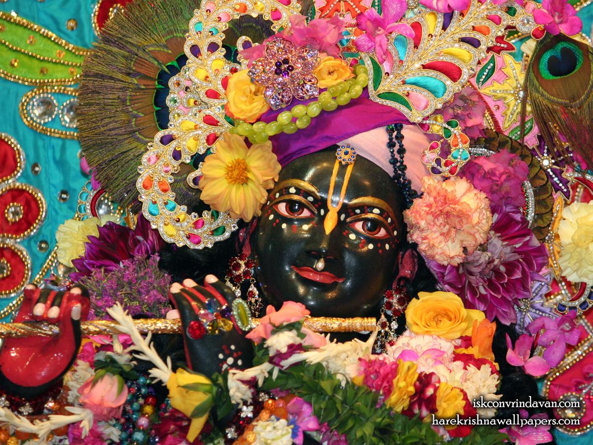 Sri Shyamsundar Close up Wallpaper (021) Size1200x900 Download