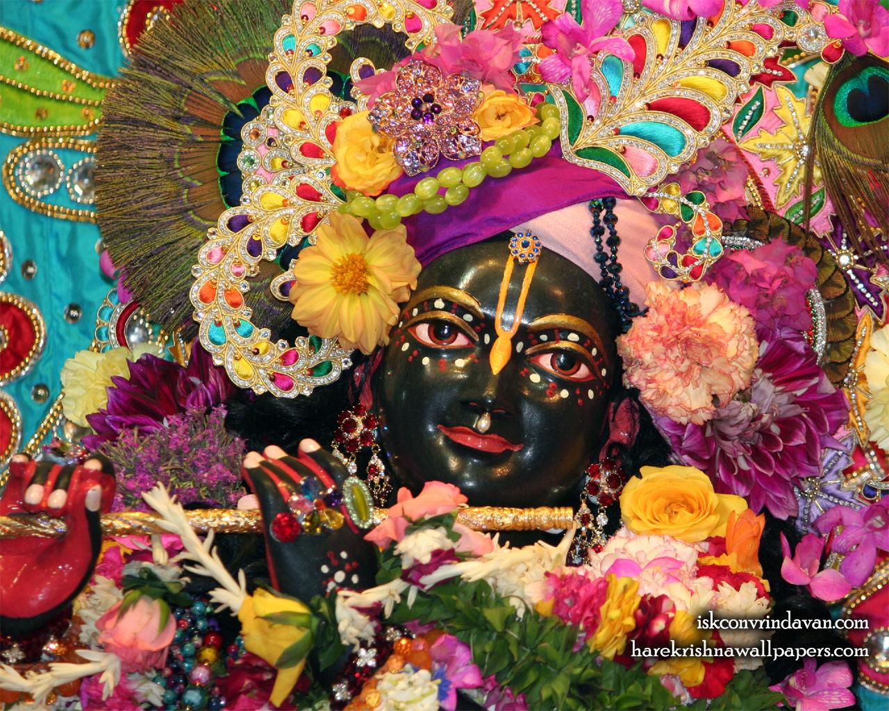 Sri Shyamsundar Close up Wallpaper (021) Size 1280x1024 Download