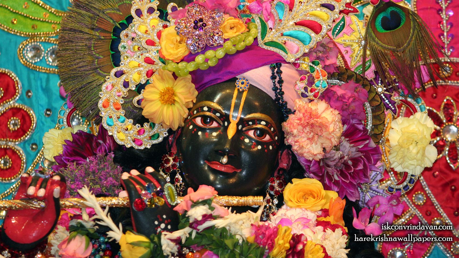 Sri Shyamsundar Close up Wallpaper (021) Size 1920x1080 Download