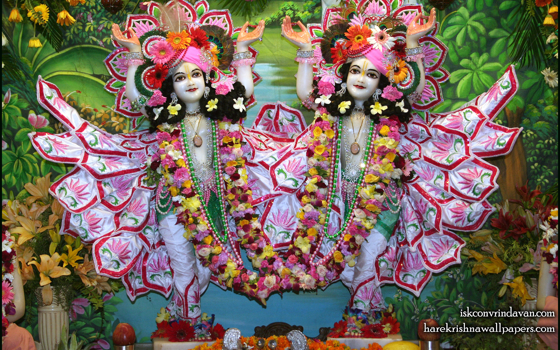 Sri Sri Gaura Nitai Wallpaper (085) Size 1920x1200 Download