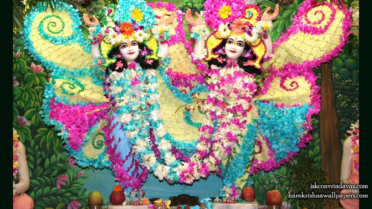 Sri Sri Gaura Nitai Wallpaper (087) Size 1280x720 Download