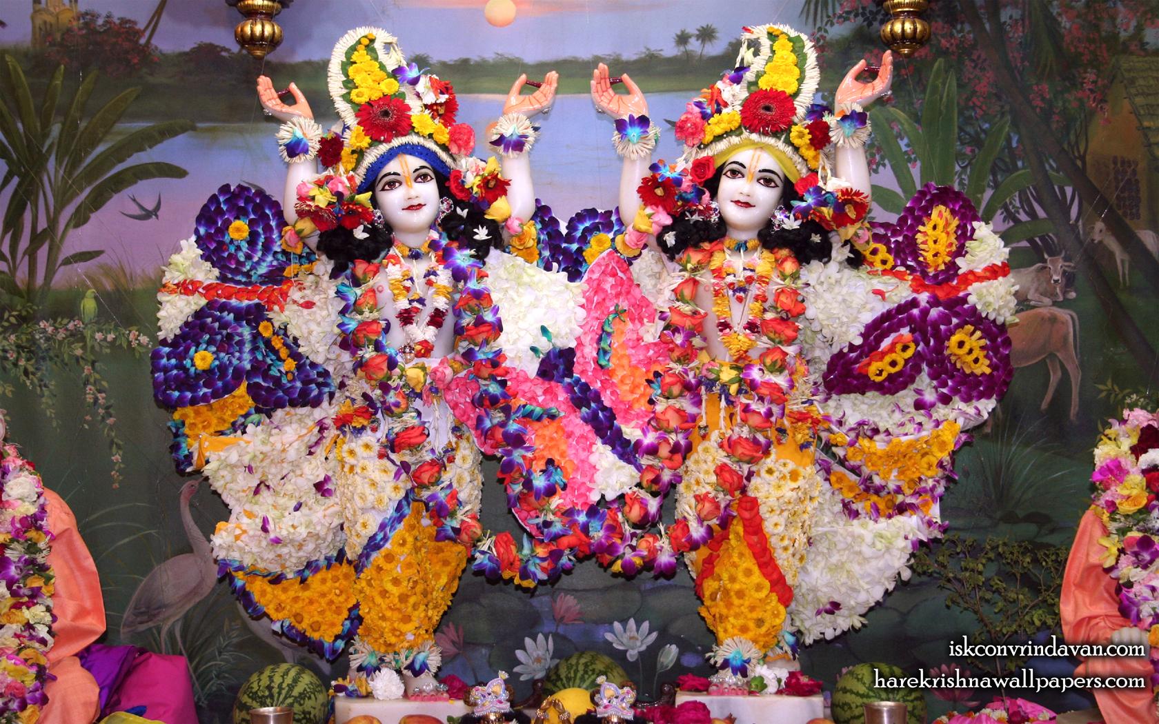 Sri Sri Gaura Nitai Wallpaper (088) Size 1680x1050 Download
