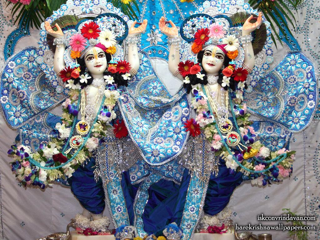 Sri Sri Gaura Nitai Wallpaper (089) Size 1024x768 Download