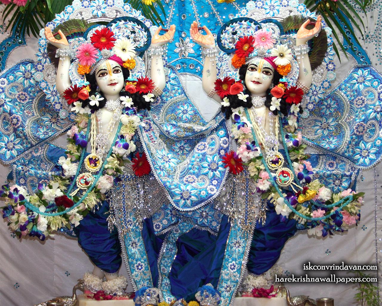 Sri Sri Gaura Nitai Wallpaper (089) Size 1280x1024 Download