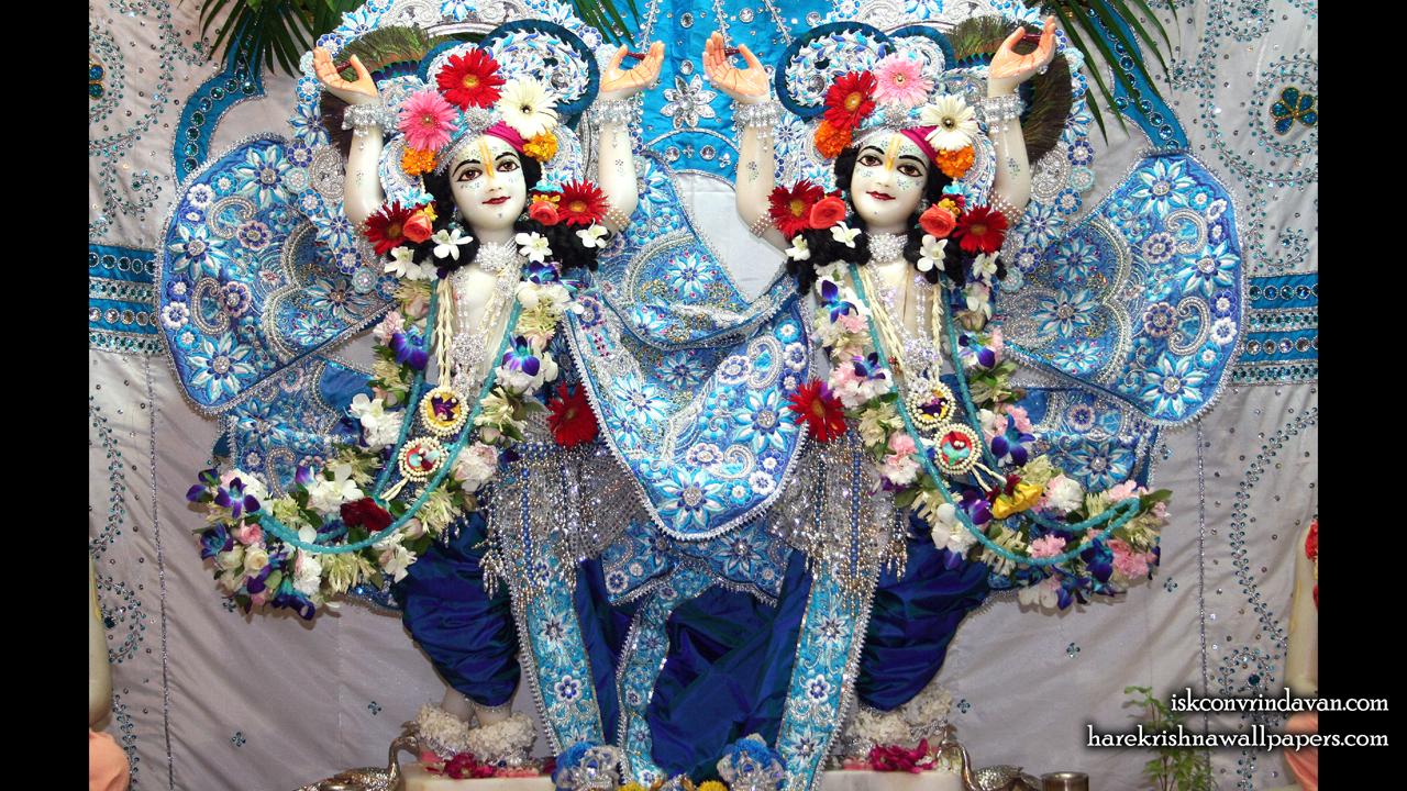 Sri Sri Gaura Nitai Wallpaper (089) Size 1280x720 Download