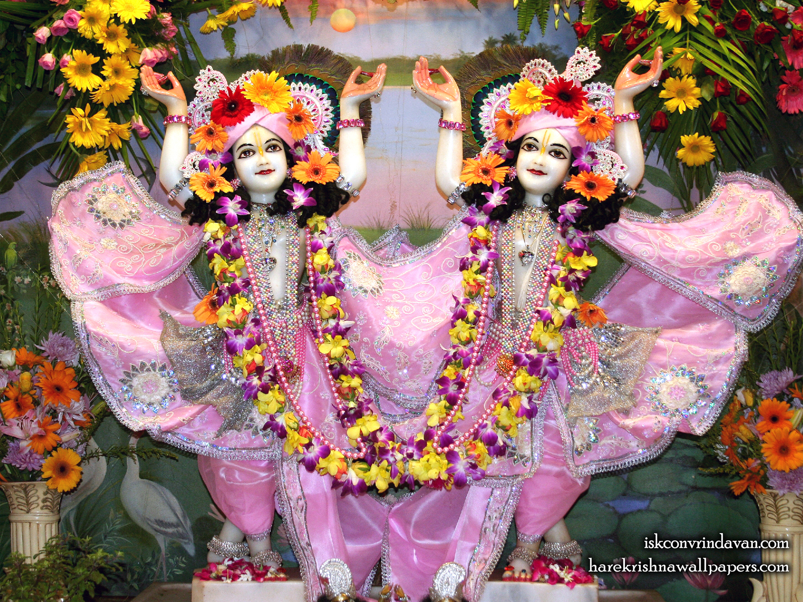 Sri Sri Gaura Nitai Wallpaper (090) Size1600x1200 Download