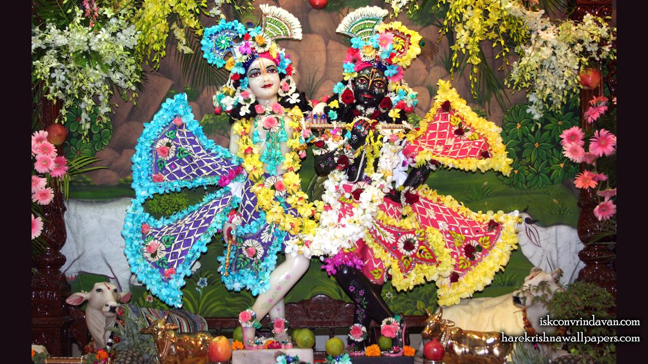 Sri Sri Krishna Balaram Wallpaper (108) Size 1280x720 Download