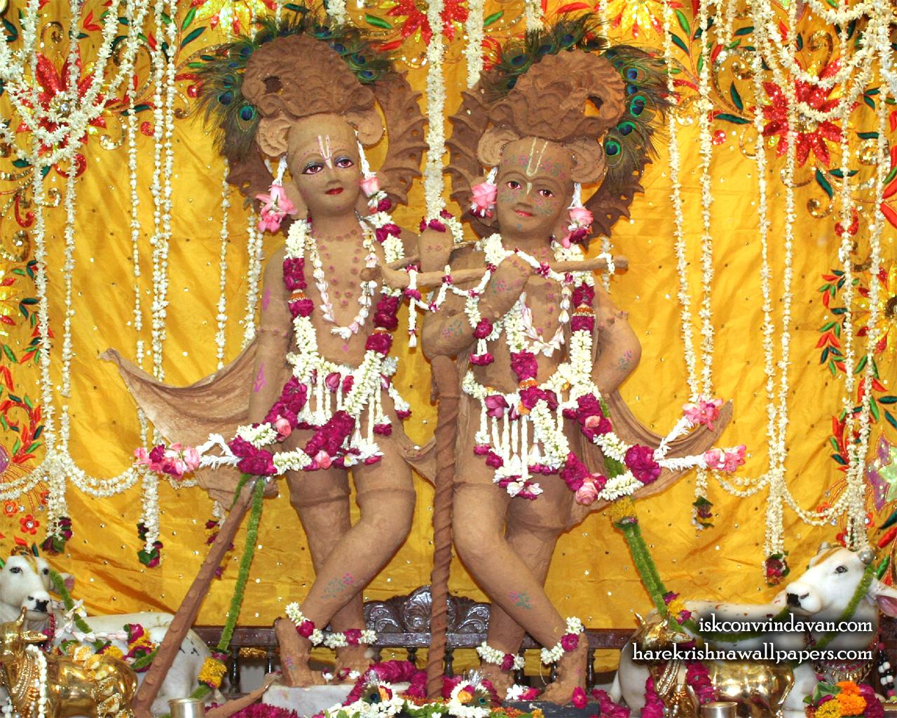 Sri Sri Krishna Balaram Wallpaper (110) Size 1280x1024 Download