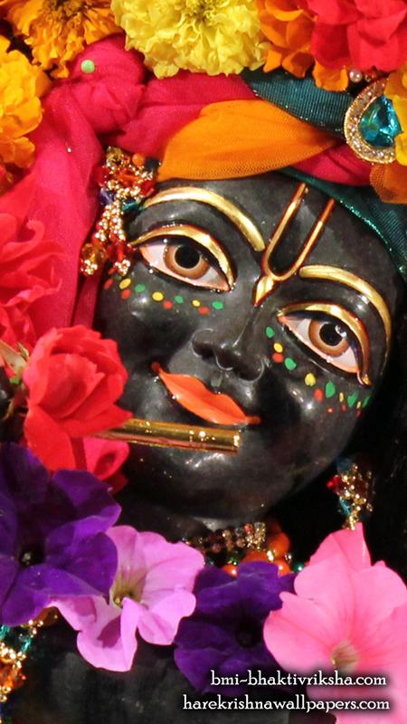 Sri Shyamsundar Close up Wallpaper (001) Size 450x800 Download