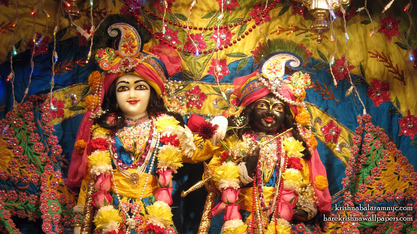 Sri Sri Hari Haladhari Close up Wallpaper (002) Size 1600x900 Download