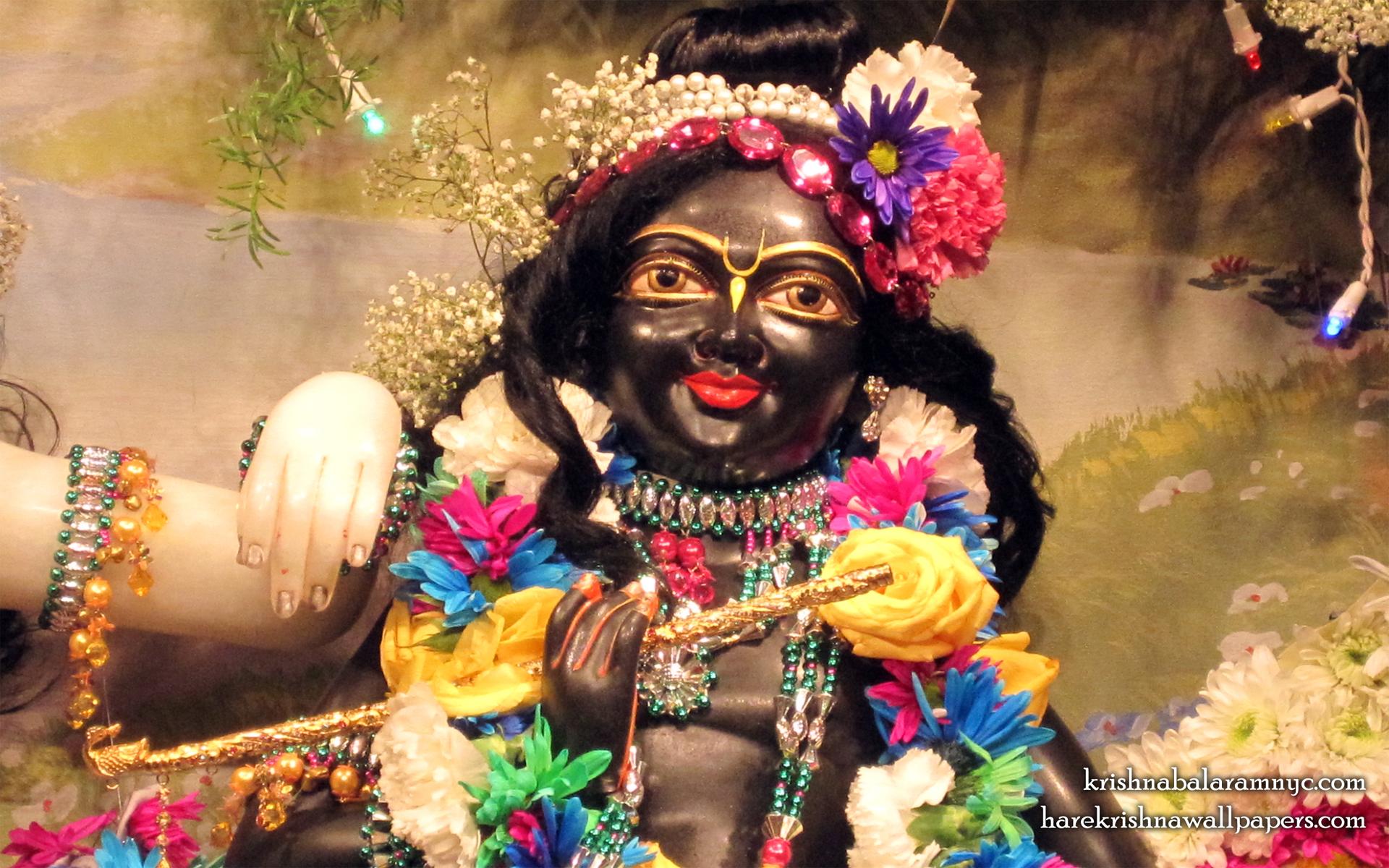 Sri Hari Close up Wallpaper (001) Size 1920x1200 Download